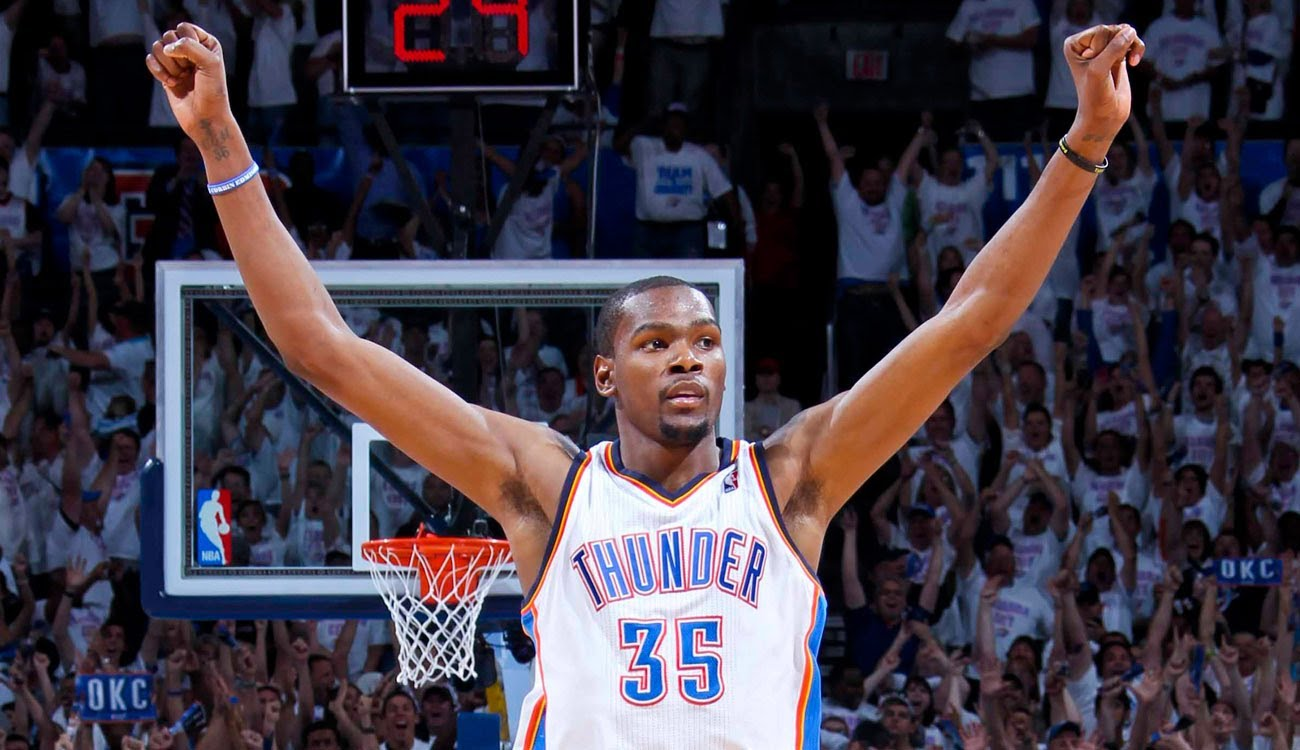 Kevin Durant | SPORTS MEDIA WORLD