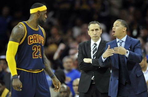 tyronn-lue-david-blatt-lebron-james